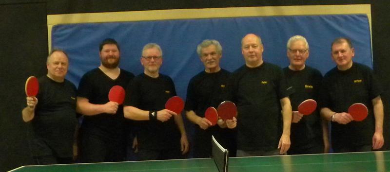 Tischtennisgruppe der Schreberjugend Hannover e.V.
