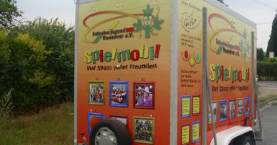 Spielmobil der Schreberjugend Hannover e.V.