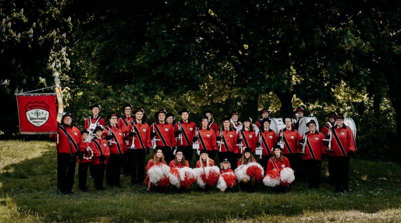 Gruppenbild Fanfarenzug