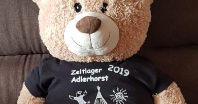 Adlerhorst 2019 Teddy